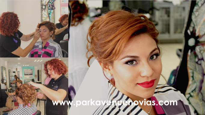 maquillaje  luminoso para novia romántica by park avenue
