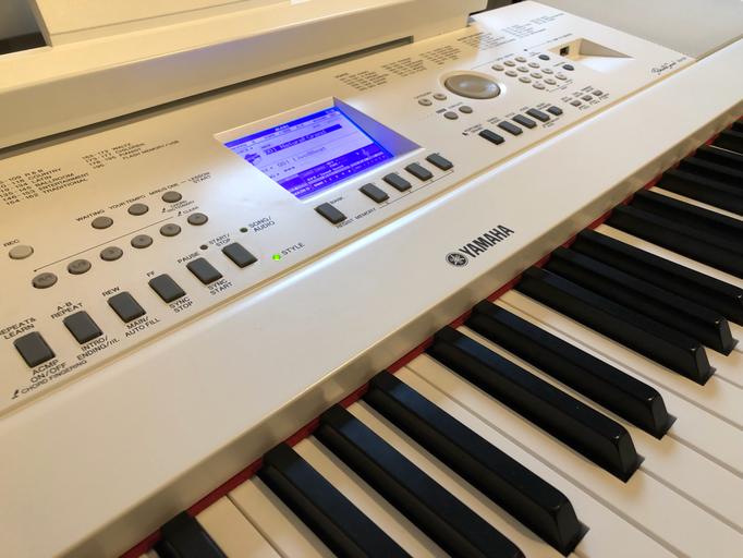 Unterricht für E-Piano