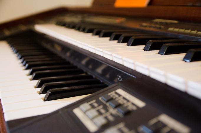 Unterricht für E-Orgel