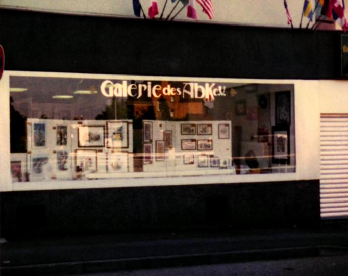 Galerie A. b. K. Bad Salzig e. V. in Lahnstein 1/2