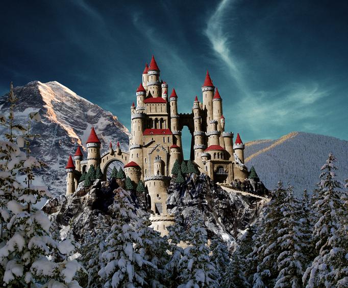 2. Akt - Das Märchenschloss