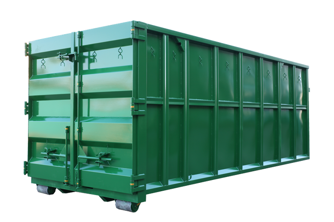 Abrollcontainer Gross 36m3