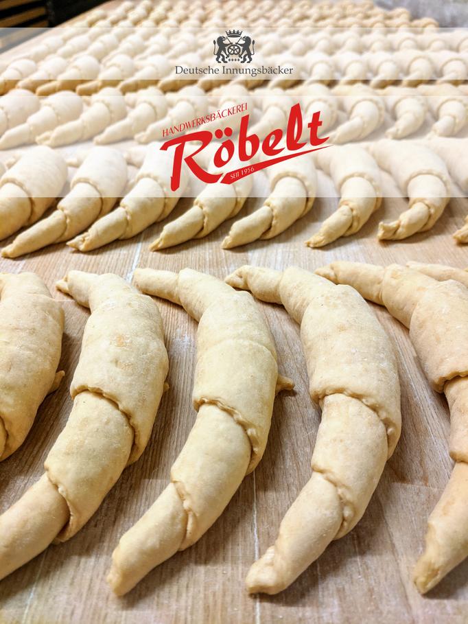 Bäckerei Röbelt Croissant