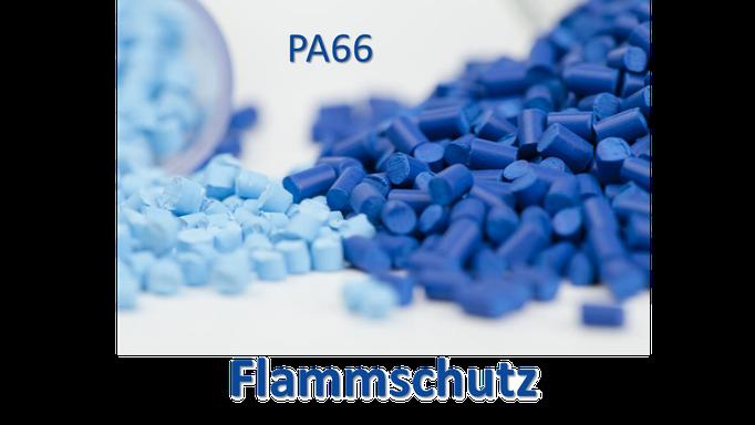 PA66 Flammschutz
