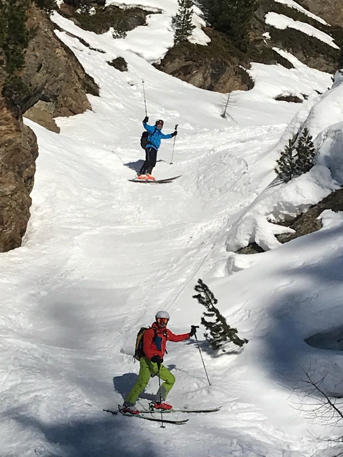 Freeriden und Skitouren in Livigno, Freeridewoche Livigno, Skitourenwoche Livigno, Skitouren Livigno, Die Bergschule, alpine Welten entdecken