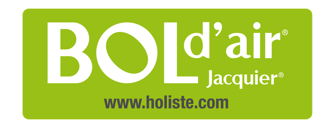 Bol d'air Jacquier Holiste appareil à oxygénation biocatalytique huile essentielle pin maritime des landes
