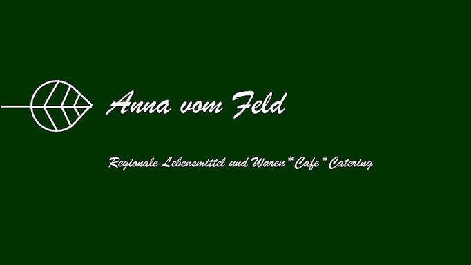 Logo - Anna vom Feld: Regionale Lebensmittel