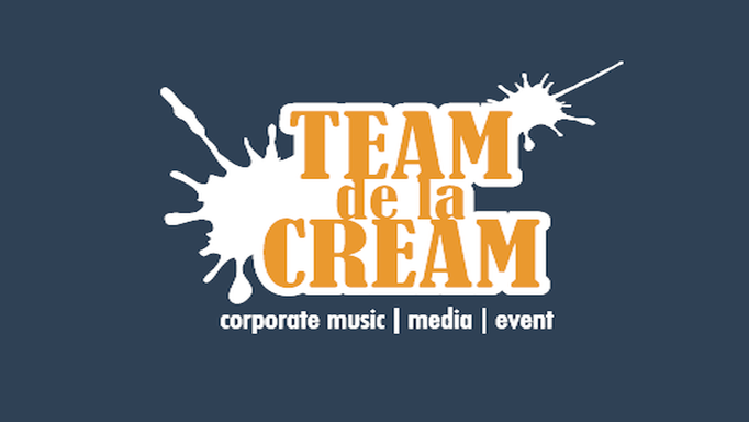 Logo - Team de la Cream: Musikproduktion