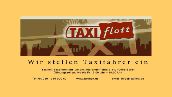 Logo - Taxiflott