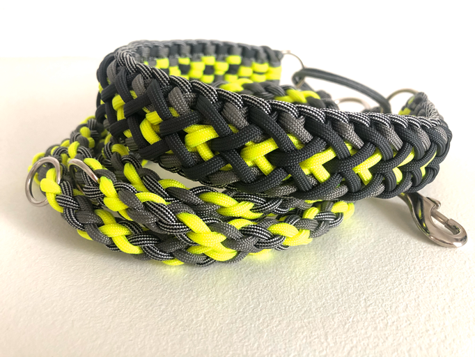 Lunas Fly Trap & 6 Strand Round Braid