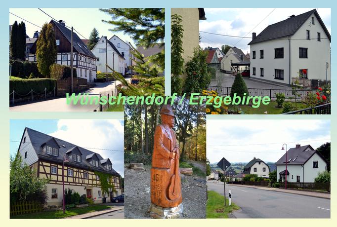 Wünschendorf Erzgebirge 2016