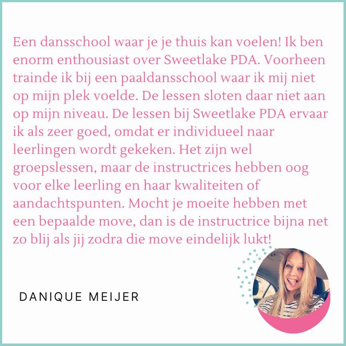 review sweetlake pda