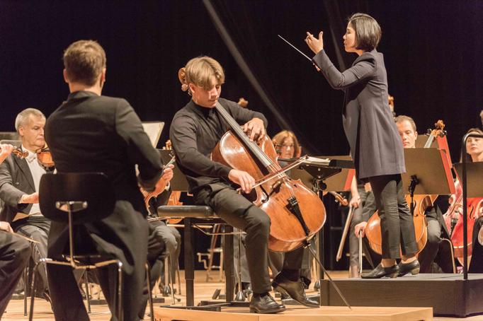 Südwestdeutsch Philharmonie ©Norbert Braun
