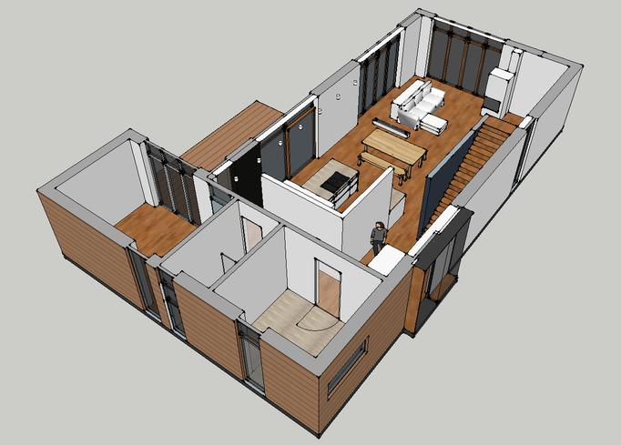 3D-Planung | aus NordOsten | EG