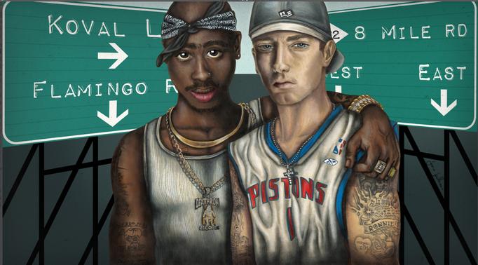 Tupac & Eminem