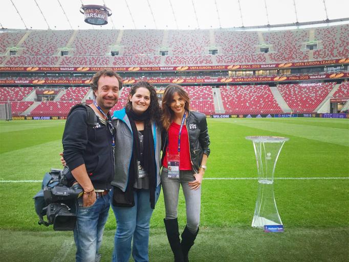 Final Europa League - Varsovia 2015