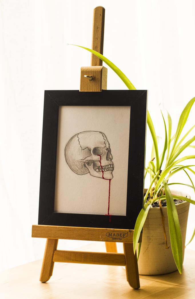 The Tearful Skull