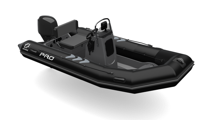 Zodiac PRO 420 RIB - Rubberboot Holland Aalsmeer