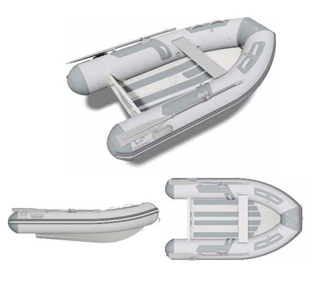 Zodiac Cadet 300 Aluminium RIB - Rubberboot Holland Aalsmeer