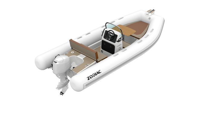 Zodiac Medline 500 RIB - Rubberboot Holland Aalsmeer
