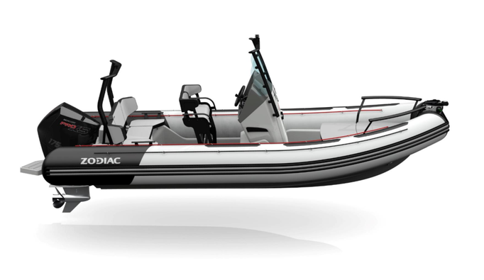 Zodiac OPEN 5.5 RIB - Rubberboot Holland Aalsmeer