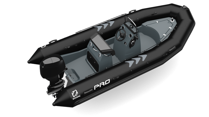 Zodiac PRO 500 RIB - Rubberboot Holland Aalsmeer