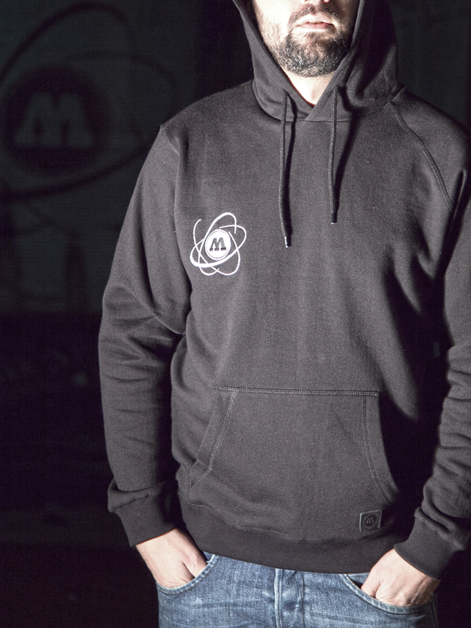 folien-fabrik / MOLOTOW™ / Corporate Identity / Hooded-Sweat