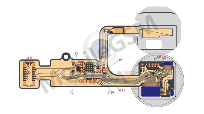 iPhone 7 Schematic and arrangement of parts - Free Manuals