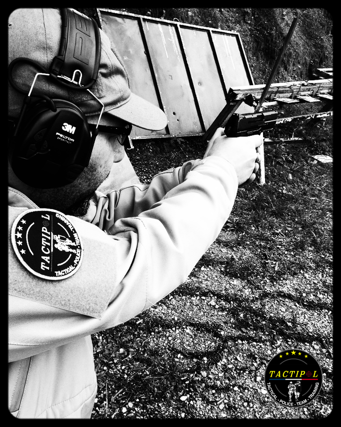 Drill pistol