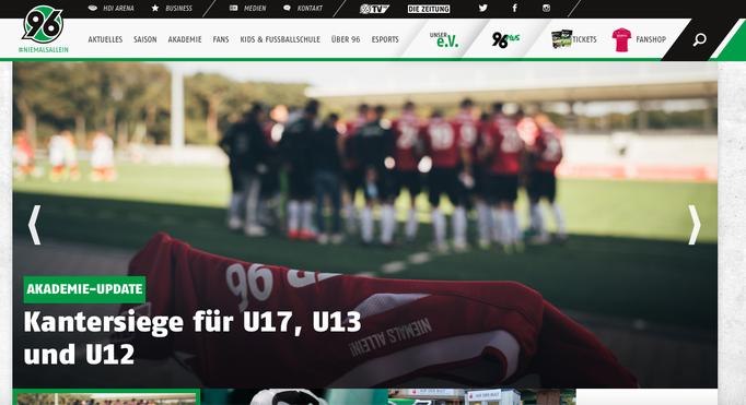 - 21.09.2020 - Akademie-Update: Kantersiege für U17, U13 und U12
