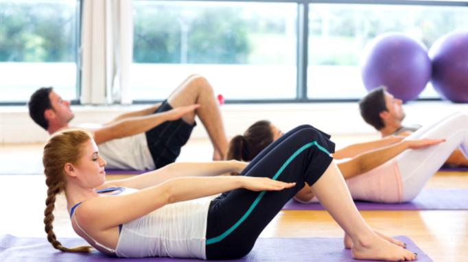 Bild: Sportkurse und Fitnesskurse in Meggen organisiert durch das Frauennetz Meggen