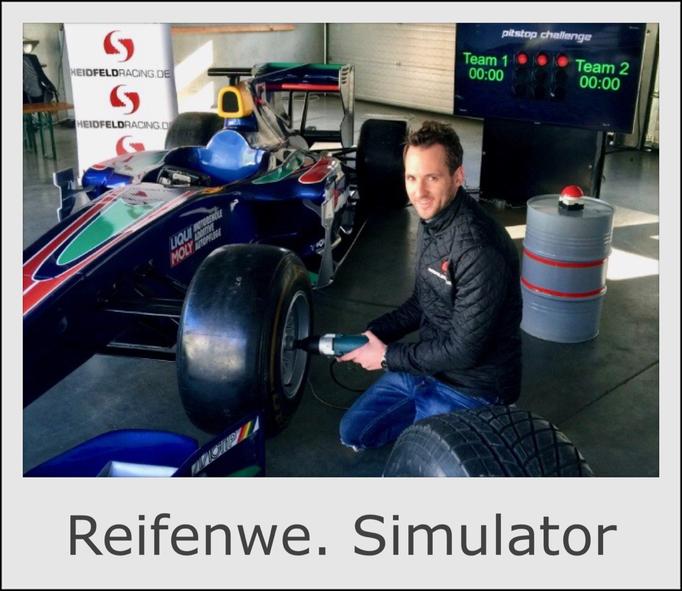 formule 1 race simulator huren