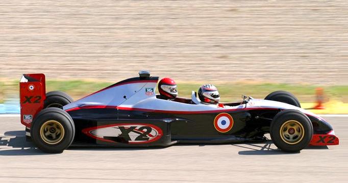 Formel 1 Doppelsitzer