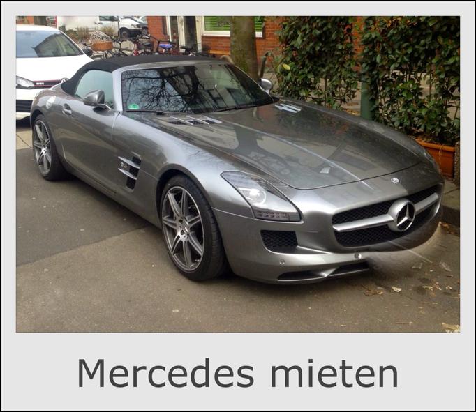 Mercedes mieten