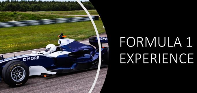 Formel 1 Event für Firmen Gruppen und Einzelkudnen