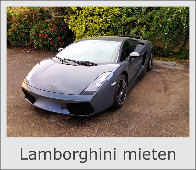 Lamborghini miten