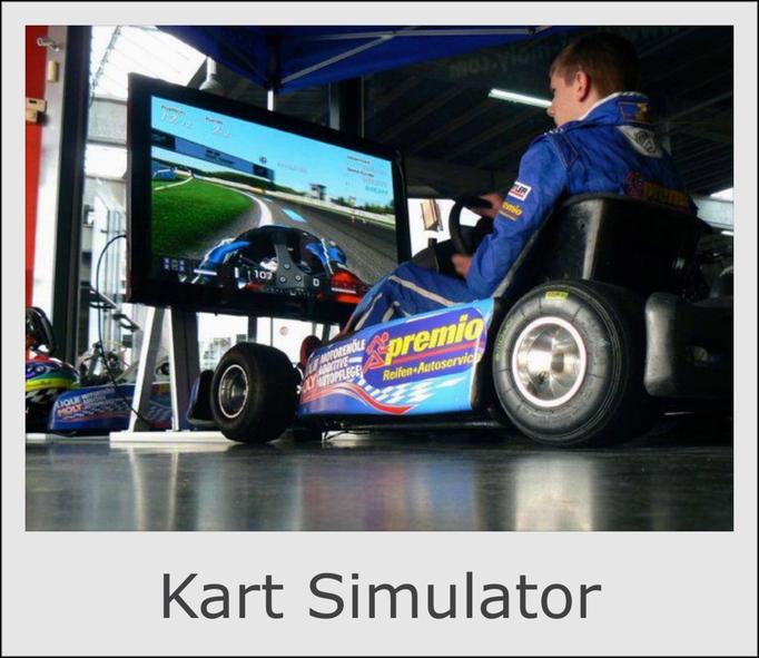 Kart Simulator huren
