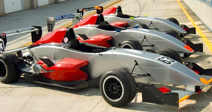 Formel selber fahren Rennstrecke
