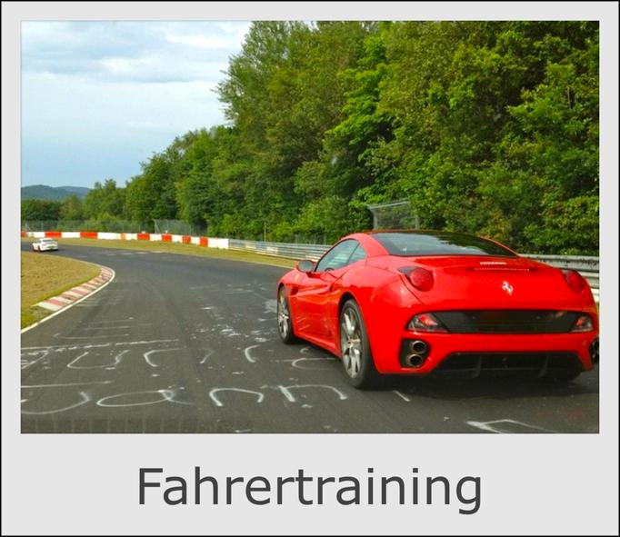 Fahrertraining
