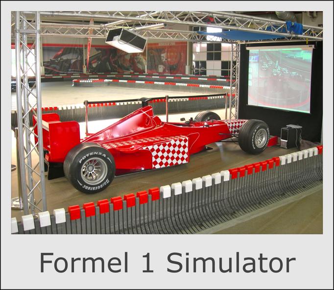 Formel 1 Simulator huren