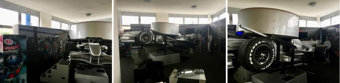 Full Motion Formel 1 Simulator mieten