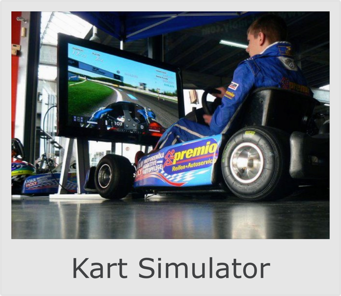 race simulator huren