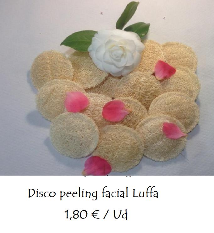 Disco peeling luffa a granel