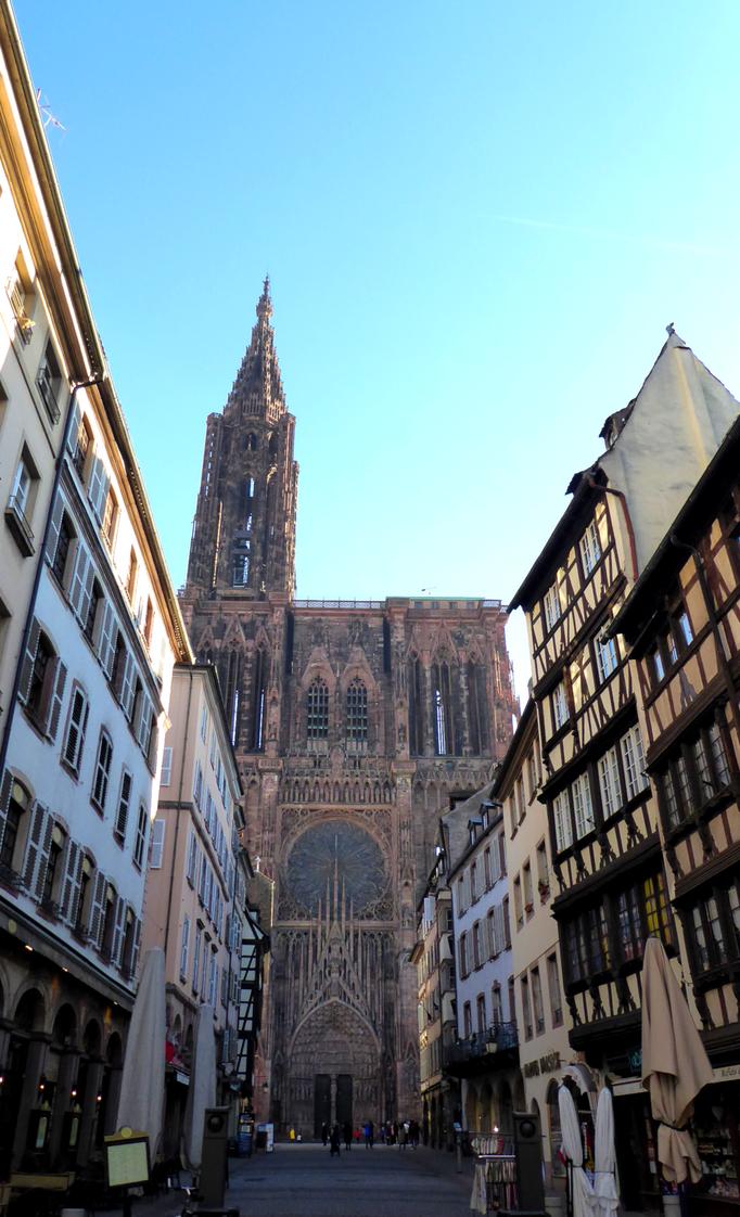 Strasbourg, 2019. Fotoprint, limitierte Auflage von fünf Fotos, 30x40 cm © Christian Benz