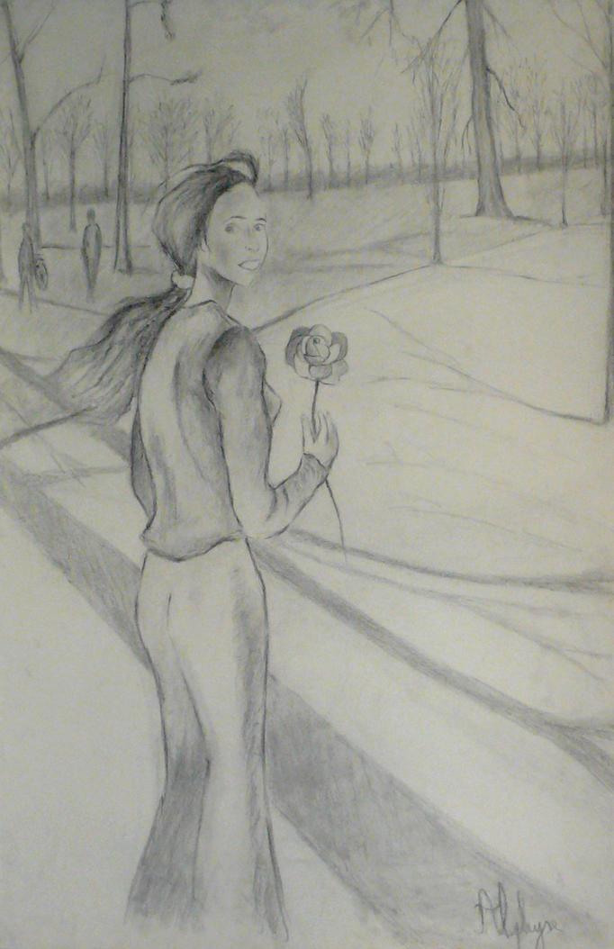 31 - La Rose au parc ou le retour d'Alphise