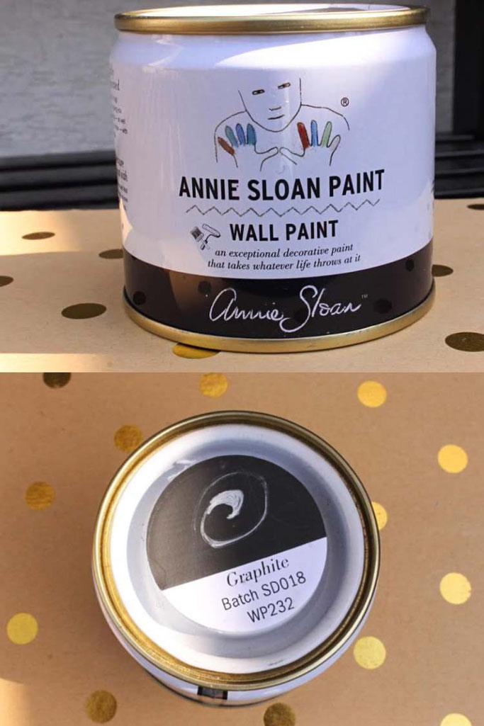 Letter Lovers sandra_graphics - Chalk Lettering auf einer Leinwand - Farbe