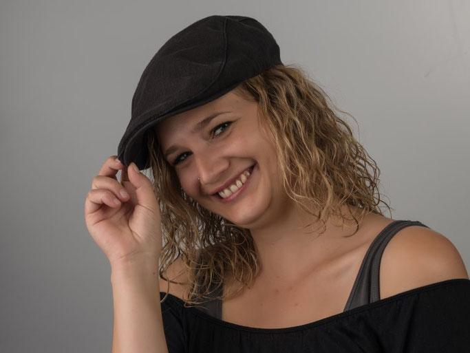 Foto von mir mit Hut