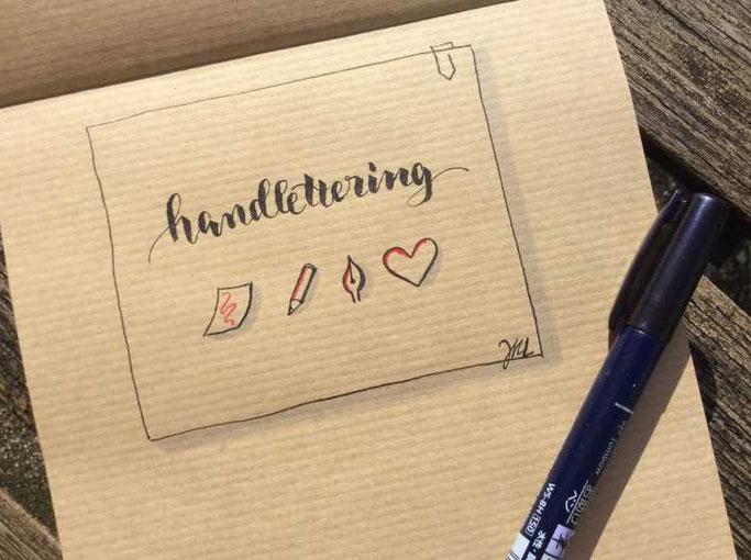 Letter Lovers zwischen2stuehlen: Handlettering
