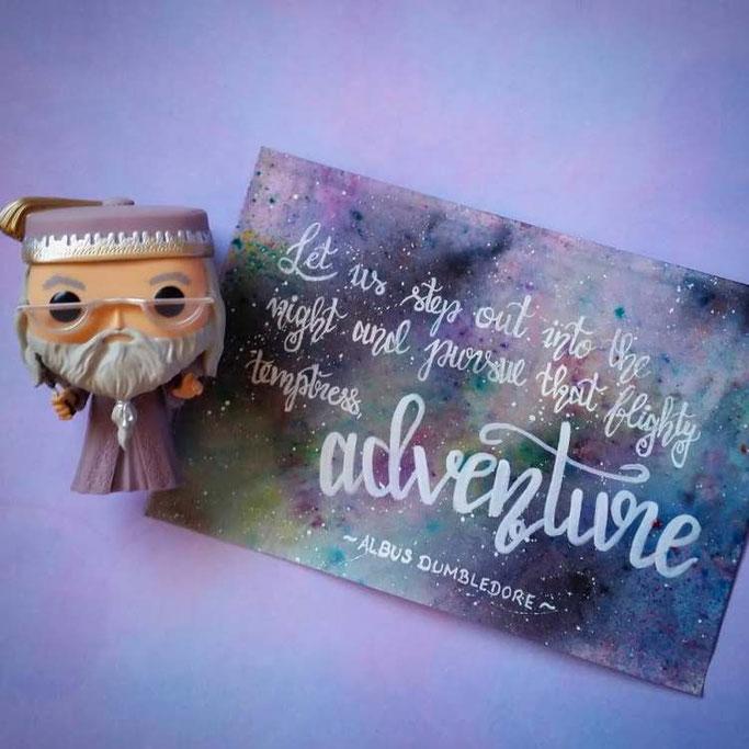 Letter Lovers nanoujess_creative: Handlettering Adventure