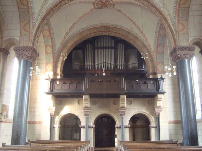 Klais-Orgel, opus453, St. Trinitatis